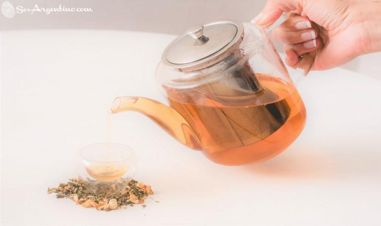 Belleza, salud y té