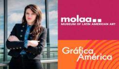 Una argentina asume como jefa de curaduría del museo MOLAA