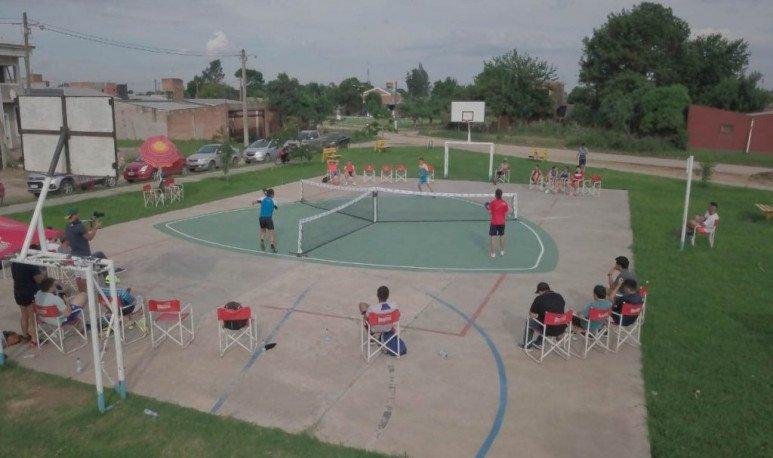 3bol, una innovadora propuesta deportiva en Tucumán