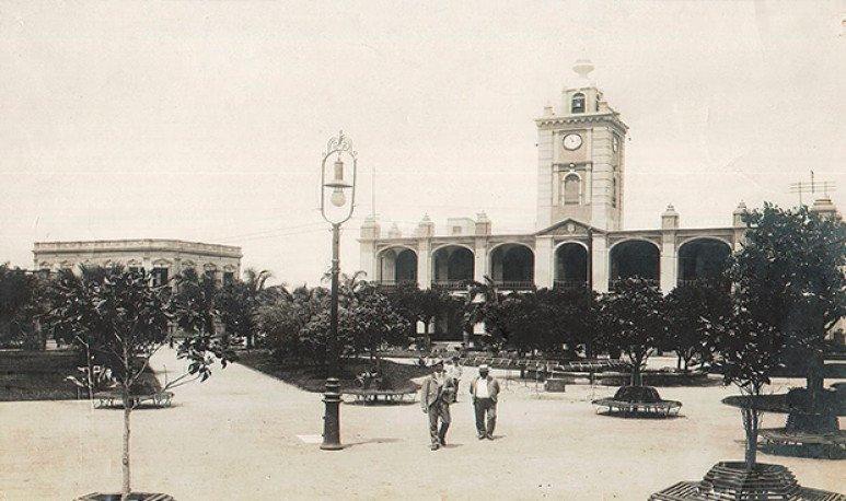 Cabildo y Casa de Gobierno de Santa Fe