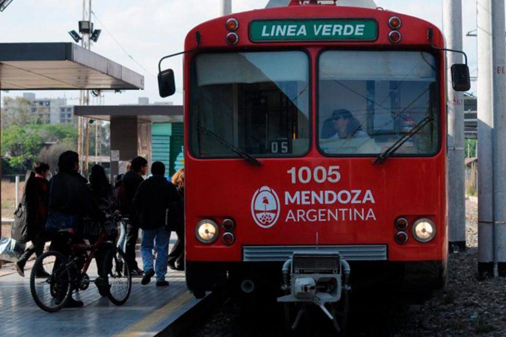 Metrotranvía-Mendoza