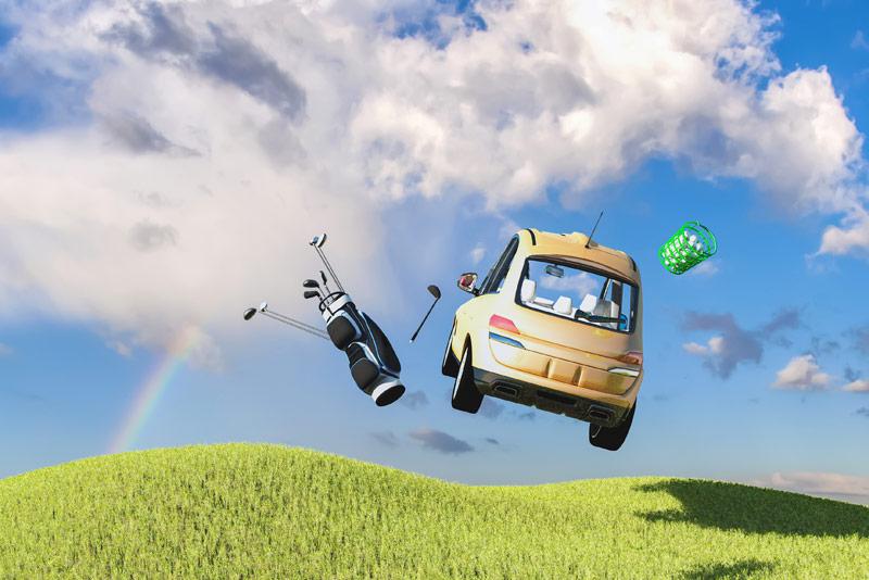 golf-auto