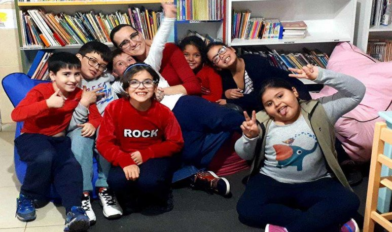 Bibliotecaria-Griselda