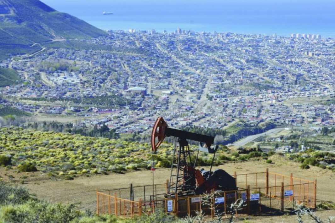 la ruta del petróleo turismo industrial
