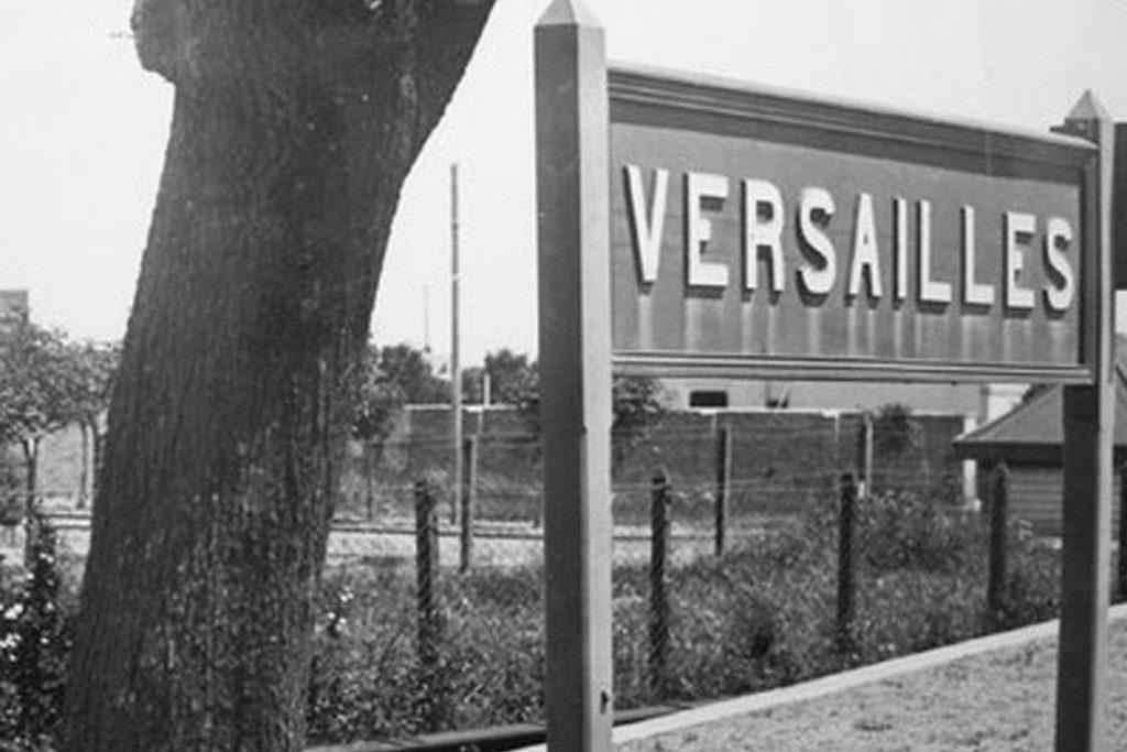 Versailles-estación