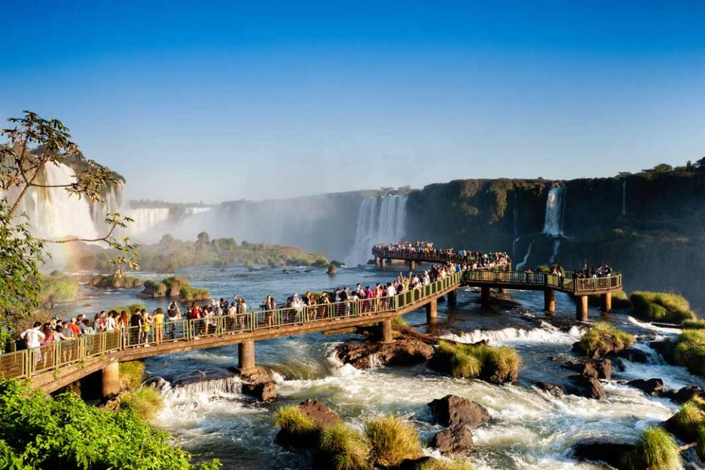 Cataratas-Iguazú
