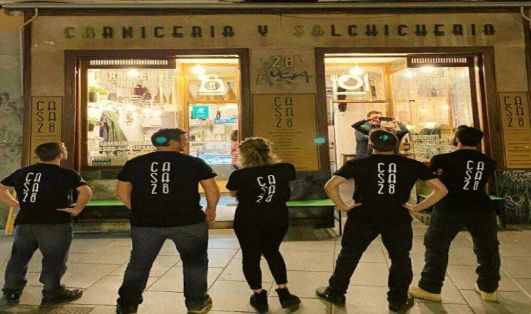Butcher Shop Bar CASA 28