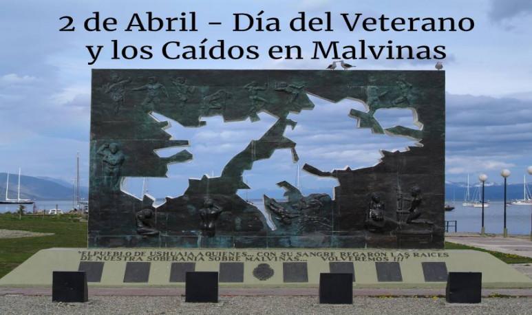 Día del Veterano de Malvinas