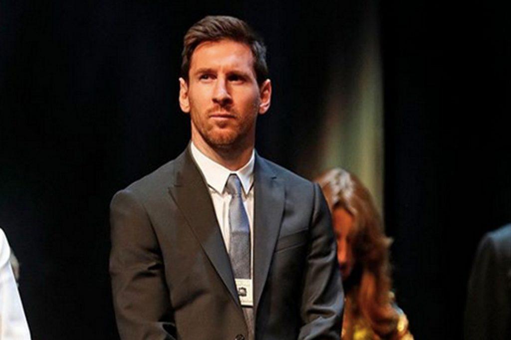Messi-premio