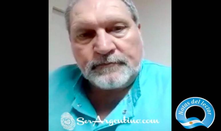 Raúl Metifogo, en primera persona