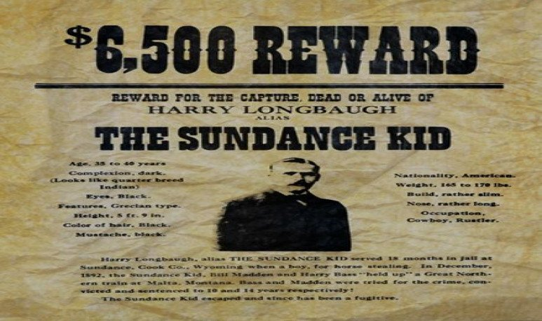 Sundancekid wanted