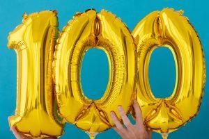 100-años