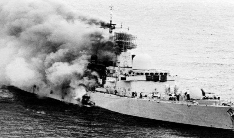 Crucero Malvinas