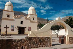 Iglesia-NuIglesia Nuestra Señora del Rosario