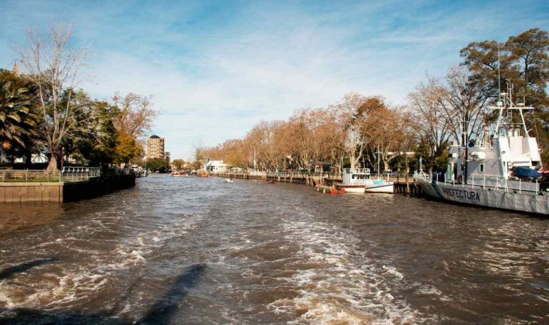 Tigre canal