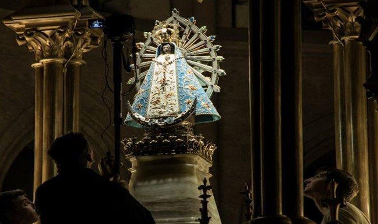 Virgen Luján