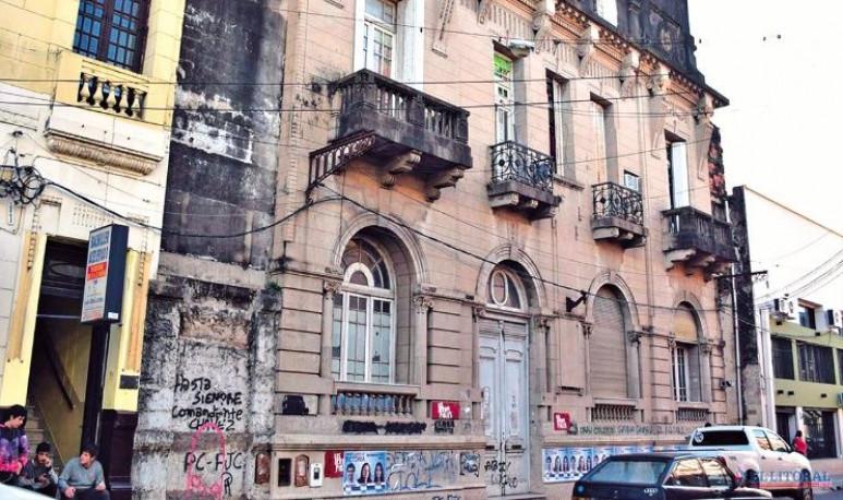 mansion embrujada Corrientes