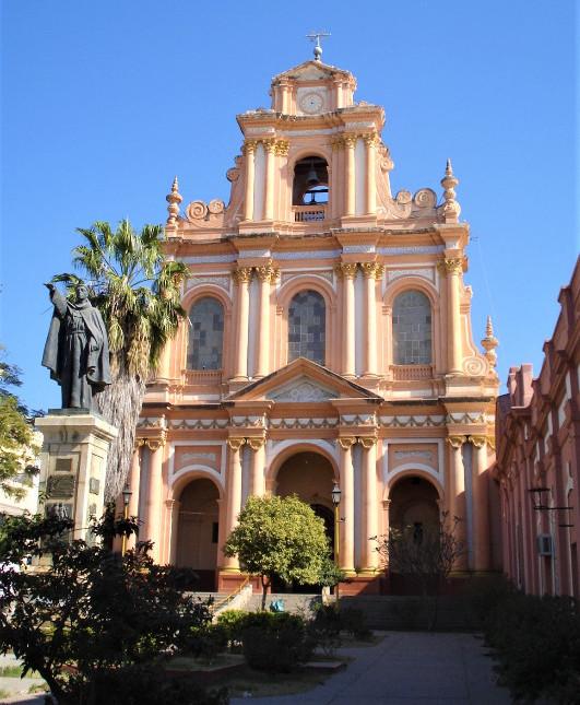 Templo San Francisco, Catamarca.