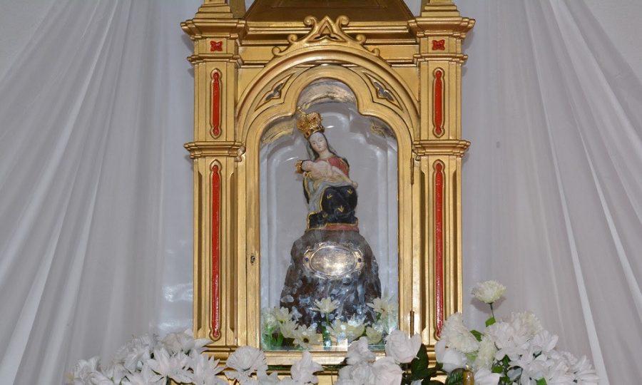 virgen Nuestra Señora de la Consolación de Sumampa