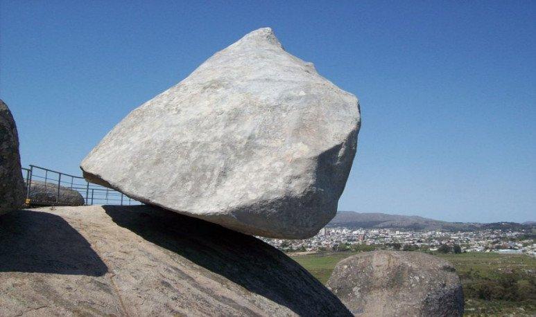 Tandil piedra movediza