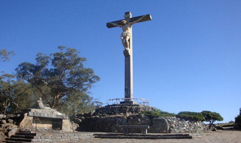 Tandil monte Calvario