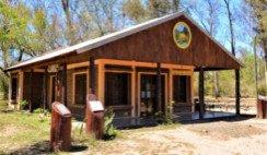 casa guarda parque parque nacional chaco