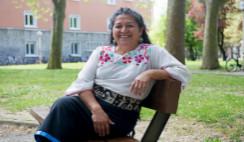 Verónica Huilipan