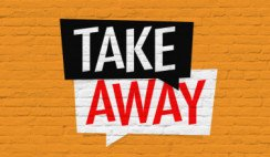 Take away (para llevar)