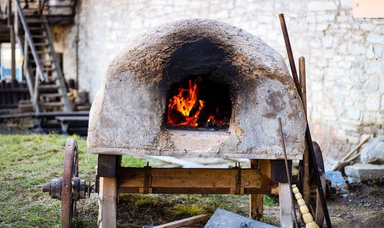 El horno de barro, mucho más que un elemento para cocinar