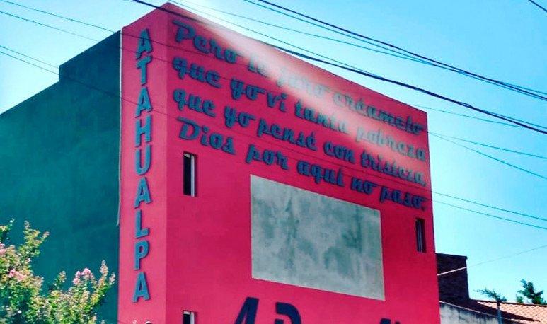 Atahualpa vive en Ituzaingó