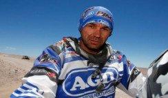 Sebastián: el cordobés del Dakar