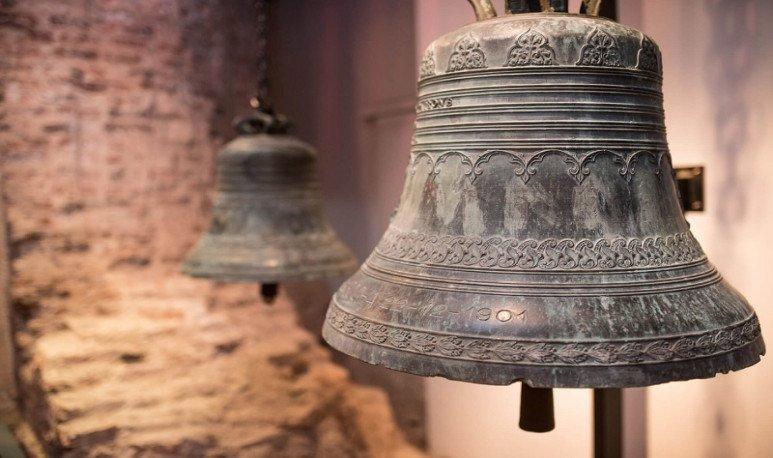 campanas museo de la catedral de la plata