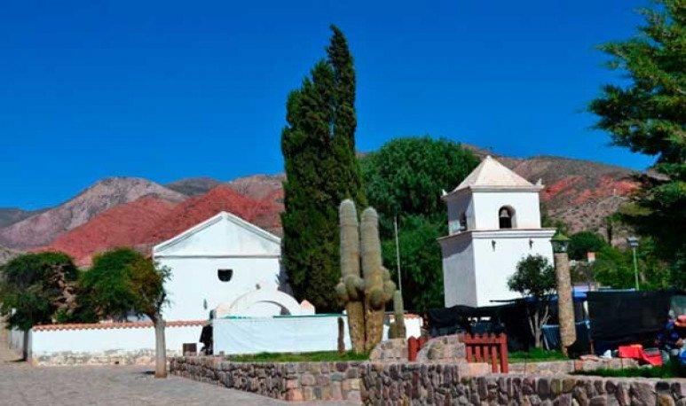 Unos ángeles particulares en el Norte Argentino