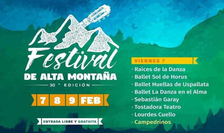 festival de Alta montaña
