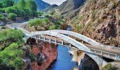 Los puentes de Cacheuta