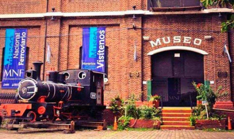 El Museo Ferroviario