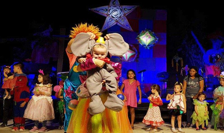 Carnaval de niños de Mendiolaza