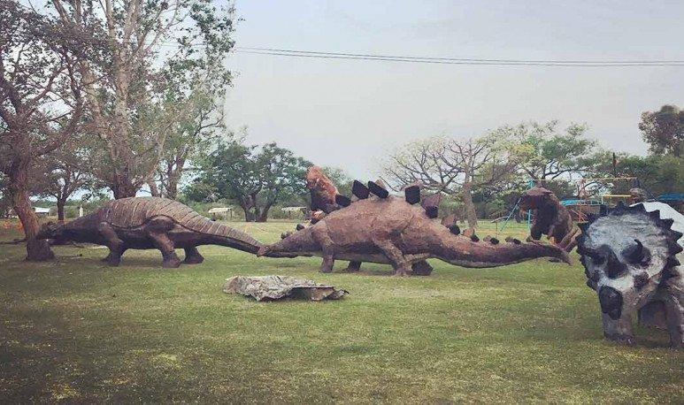 En Santa Fe Hay Dinosaurios Vivos ¿dinosaurios vivos en el siglo 20? en santa fe hay dinosaurios vivos