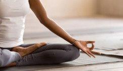 Yoga, baile y música contra el COVID-19