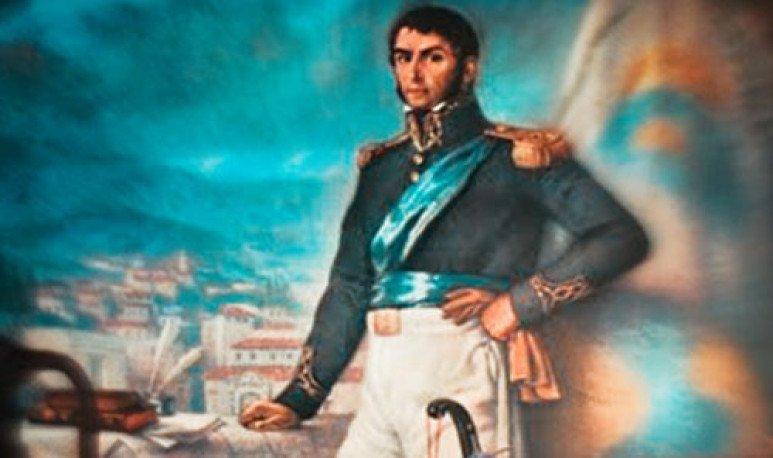 San Martín, diputado por Catamarca