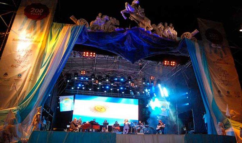 Música y espectáculo en el Festival de la Libertad