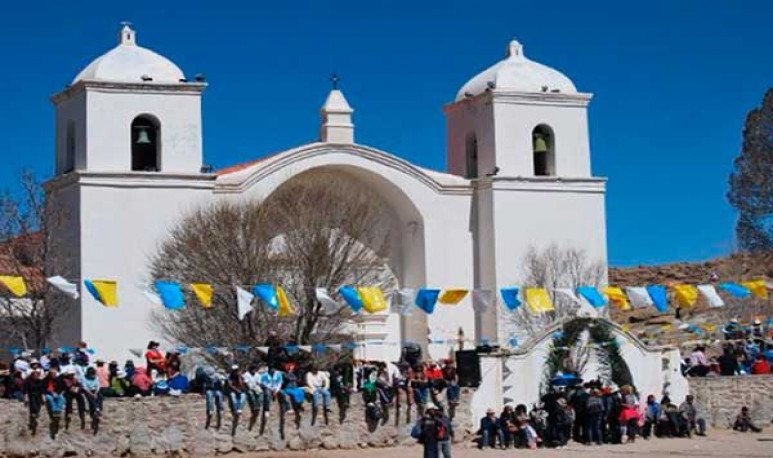 Toreo de la Vincha: tradición y fe en Casabindo