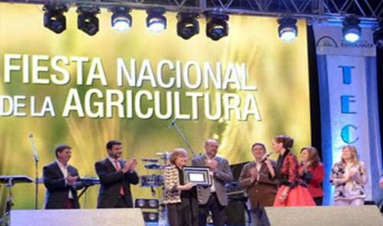 La Fiesta Nacional de la Agricultura