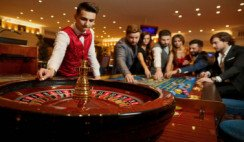 mesa de juego ruleta