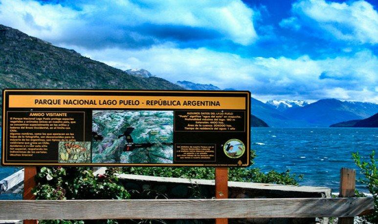 Parque Nacional Lago Puelo