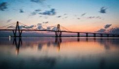 El Puente General Belgrano no para de conectar gente