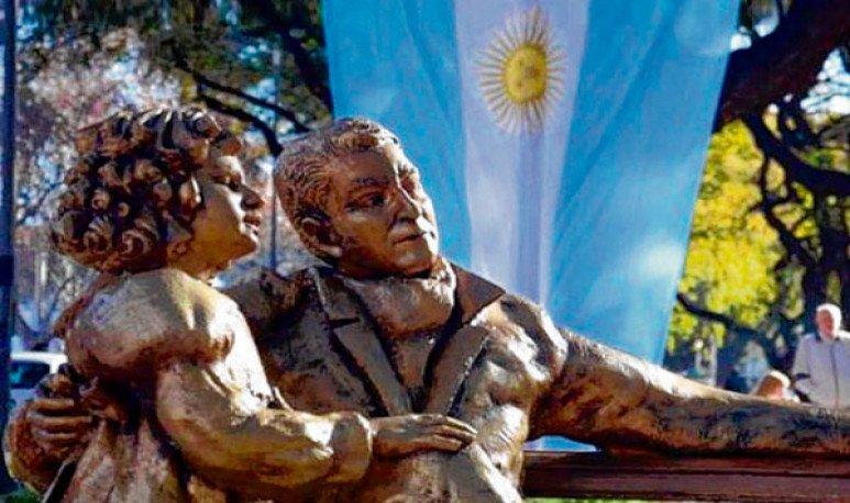 San Martín descansa en la Catedral. ¿Y su hija?