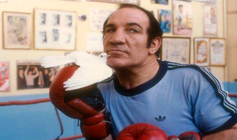 El boxeador que no pudieron tocar