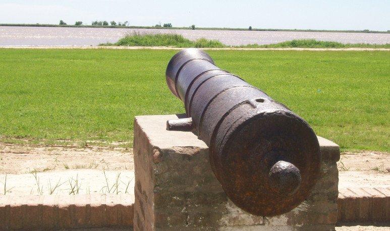 cañones vuelta de obligado