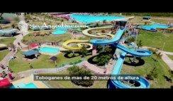 El parque termal más grande de Sudamérica